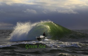 Satu Posti - Green See